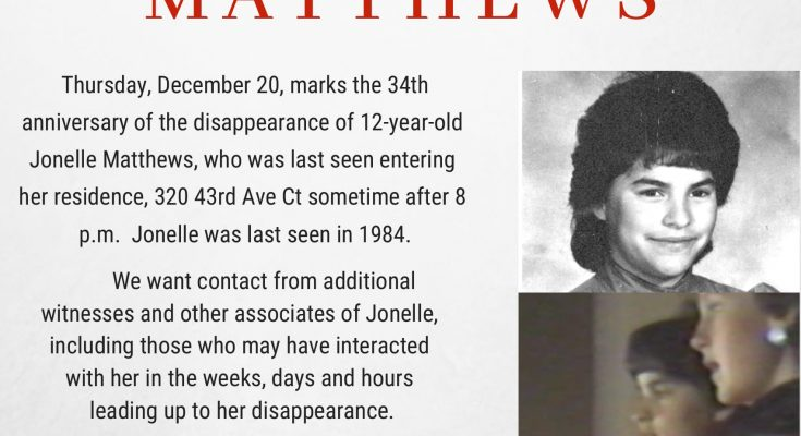 , Jonelle Matthews, Northern Colorado Crime Stoppers